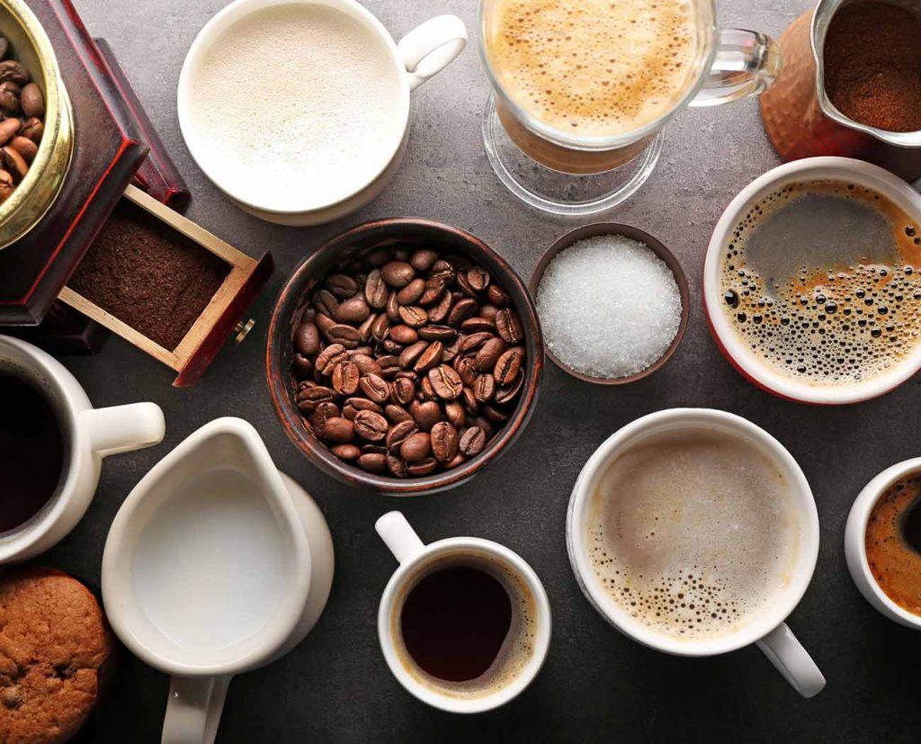 The appetite suppressing effects of caffeine may depend on your weight