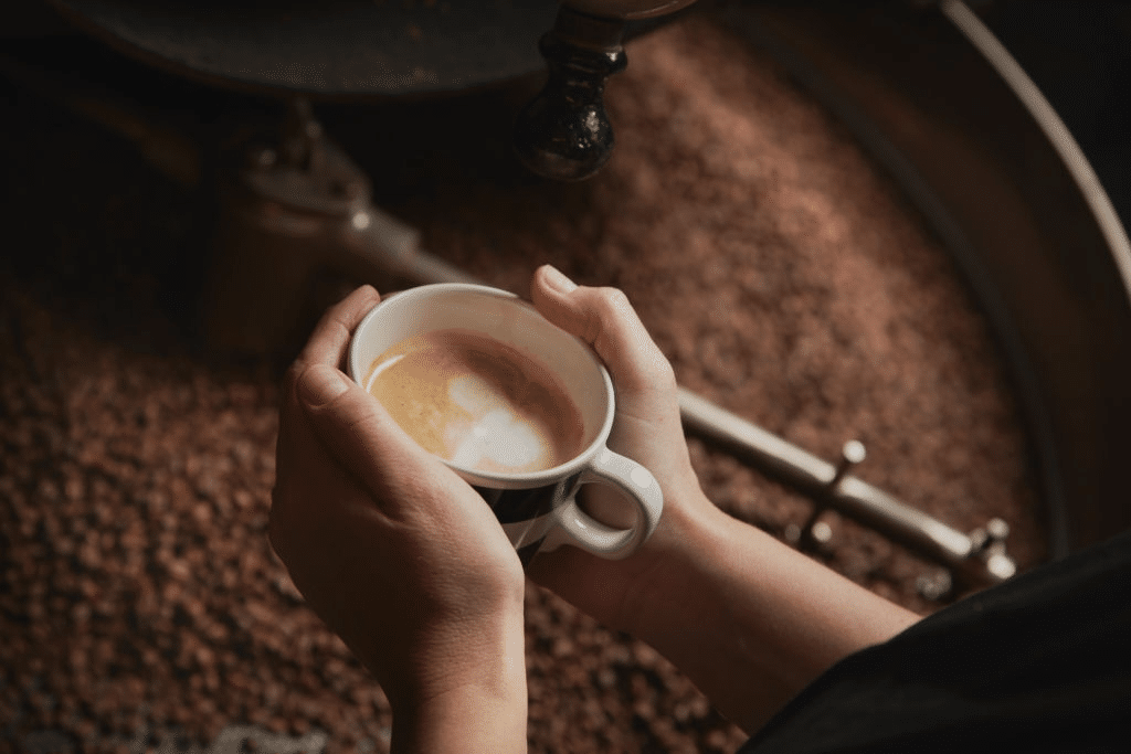 Coffee helps to fight depression